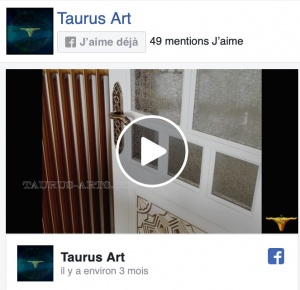 Facebook Taurus Arts
